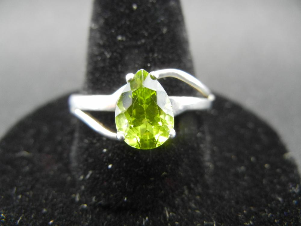Sterling Silver Ring.  Size 11.