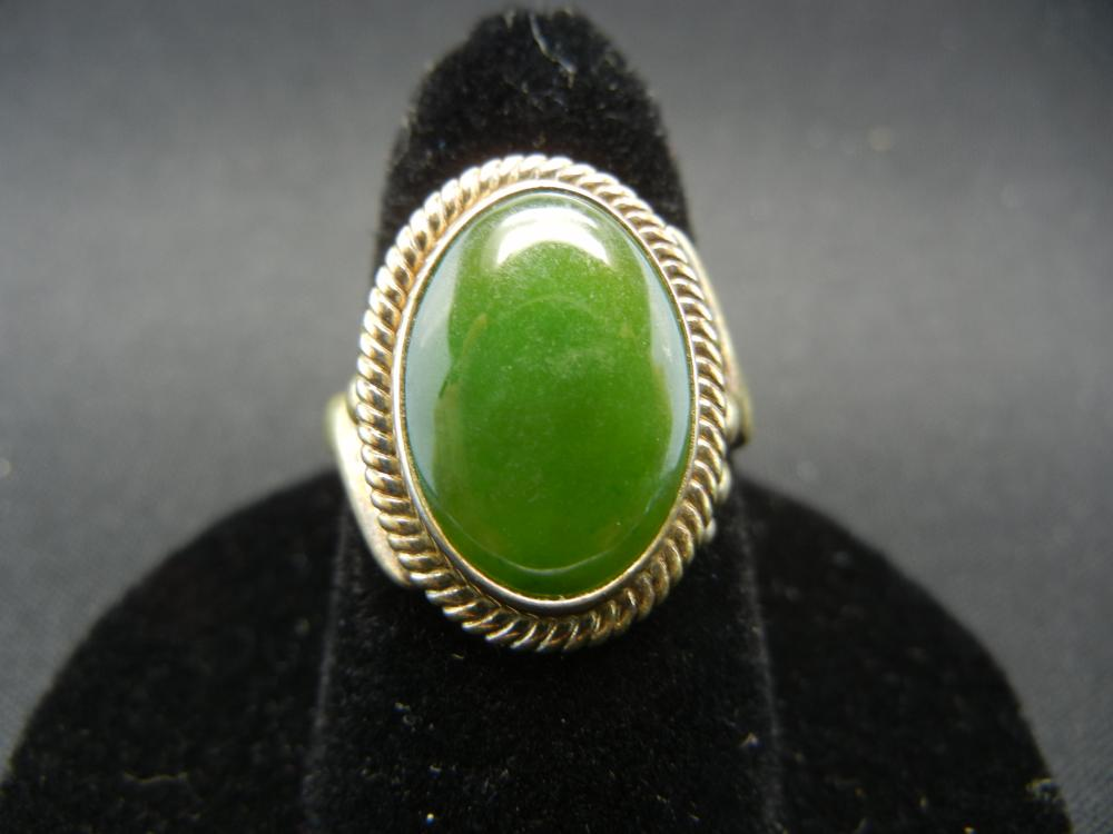 Sterling Silver Ring.  Size 6 1/2.