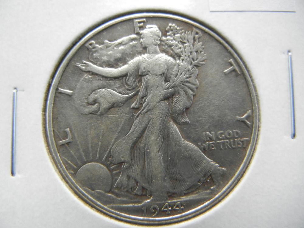 1944 Half Dollar .