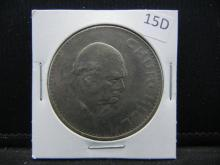 1965 Winston Churchill Coin