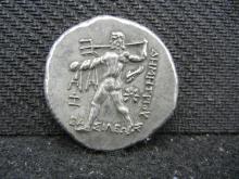 Replica 285-230 BC Athens Greek, Irregular Shape, Very Thick.