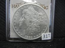 1883-CC Morgan Dollar - Hannes Tulving Rare Coin Investments