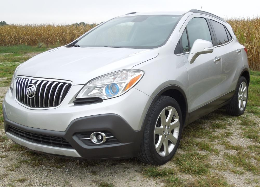 2015 Buick Encore, Leather Sports Utility, Remote Start, Sun Roof - Cold Air - Runs and Drives Well - Approx. 48500 miles- Some minor scratches visible in photos. Please read Item description below. PICK UP ONLY