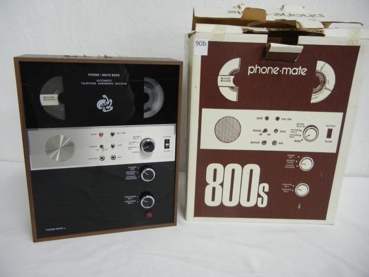 automatic answering machine