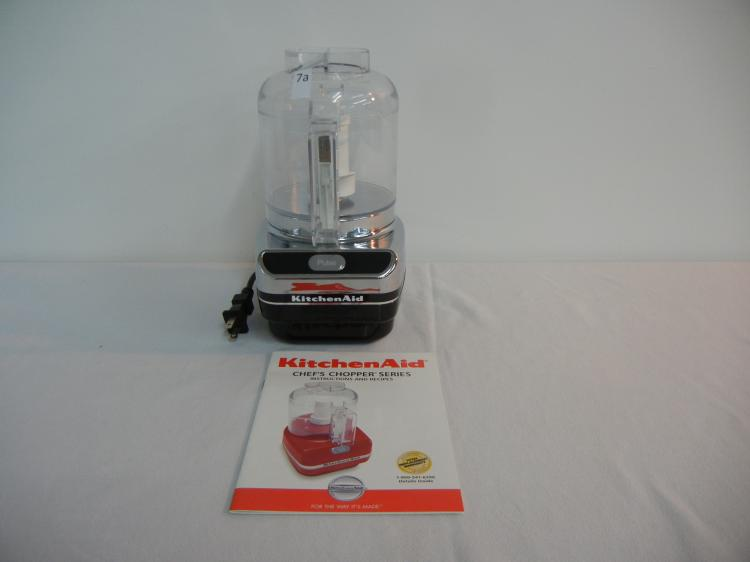 Kitchen aid chef 39 s chopper series like new - Kitchenaid chefs chopper ...
