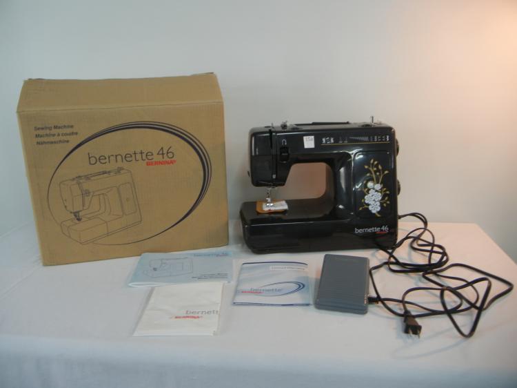 bernette 46 sewing machine