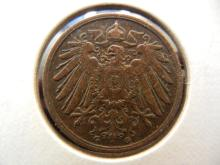 1904-G German Empire 2 PFG