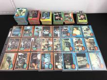 Lot of of 1977-1978 Topps Star Wars Cards and Stickers - Series 1, 2, 3, 4, 5 - Varying Conditions