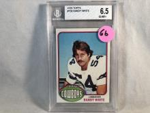 1976 Topps Randy White RC #158 BGS 6.5