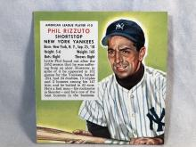 1953 Red Man Chewing Tobacco Phil Rizzuto #10