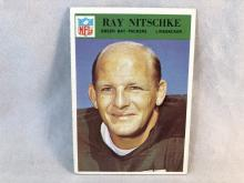 1966 Philadelphia Football Ray Nitschke #87