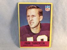 1967 Philadelphia Fran Tarkenton #106