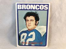 1972 Topps Lyle Alzado #106 Rookie Card