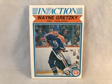 1982-83 O Pee Chee Wayne Gretzky In Action #107