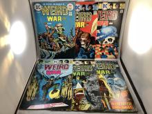 Weird War Tales #35, 42, 43, 44, 46, 58