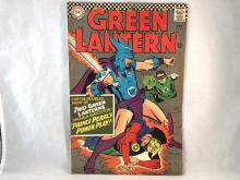 Green Lantern #45 - 2nd Silver Age Appearance of Golden Age Green Lantern