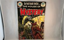 The House of Mystery #221 - Bernie Wrightson Cover