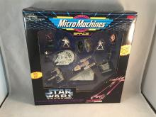 1994 Galoob Micro Machines Star Wars Galaxy Battle Collector's Set - Limited Edition Set