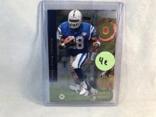 1994 SP Marshall Faulk #3 Rookie Card