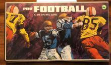 1966 3M Pro Football Game