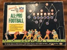 1967 Ideal NFL All-Pro Football Game