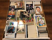 3200 Count Monster Box of Baseball Cards - Misc - Some Topps Heritage Cards