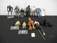 Lot of 12 Star Wars Action Figures
