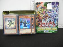 Yugioh! Tin w/ Foil Cards