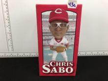 Chris Sabo Cincinnati Reds SGA Bobblehead