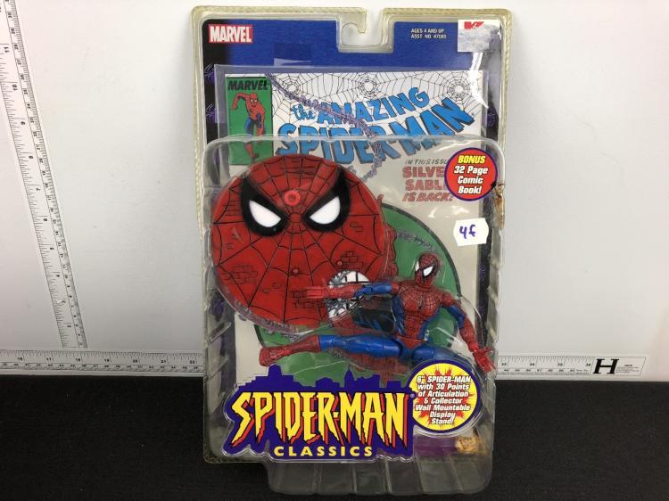 2000 mcfarlane spiderman classics for House classics 2000