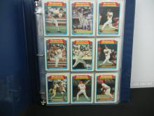 Portfolio of Assorted Baseball Cards - Mostly Stars