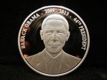 Barack Obama 2009-2013 44th President Comm. Coin