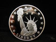 History of America Liberty Comm. Coin