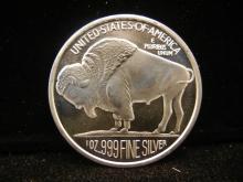2015 Buffalo Liberty 1 ounce Silver Proof
