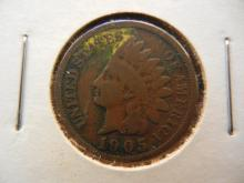 1905 Indian Penny, 111 Years Old!