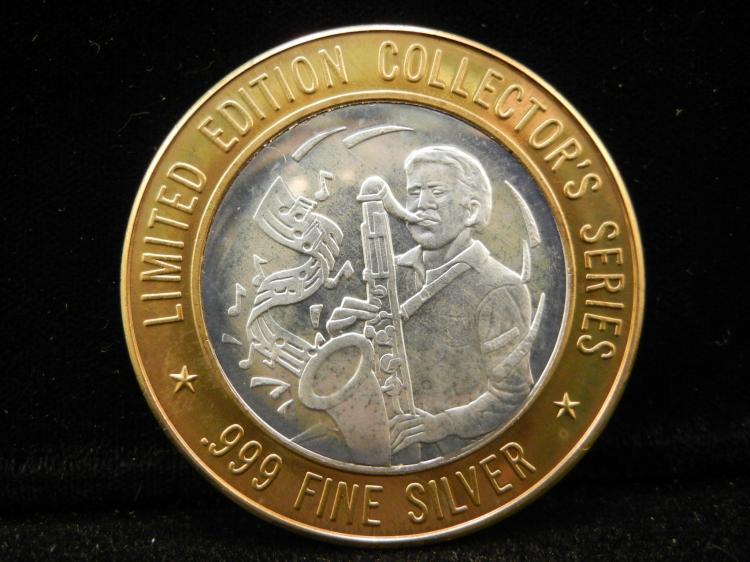 grand casino 1995 coin