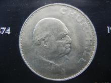 1965 Sir Winston Churchill Coin