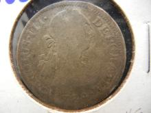1788 Mexico 2 reales.  These storied coins are highly collectible