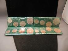 2 Coins of Ireland coin set