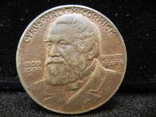 Cyrus Hall McCormick so called dollar International Harvester 'inventor of the reaper