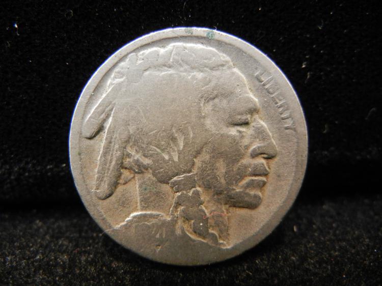 1920-S Buffalo Nickel