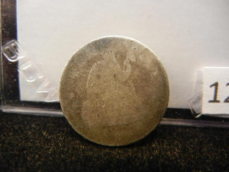 Seated Liberty Dime w/o Date