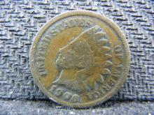 1906 Indian Copper Penny, NICE GRADE, 112 Years Old, Own a Piece of History!