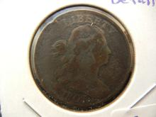 1803 Large Cent.  Very Good detail.