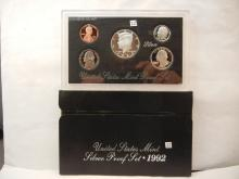 1992 -S US Proof Set