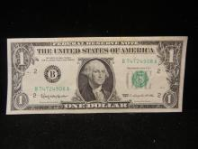 1963 One Dollar Federal Reserve Note