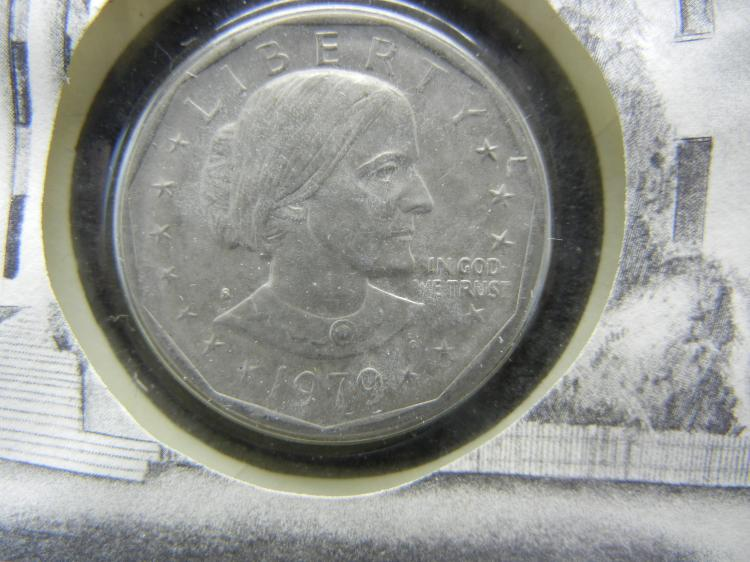 1969-S PENNY GRADED AU 55, 2 BLANK PENNY PLANCHETTS, 1935-H