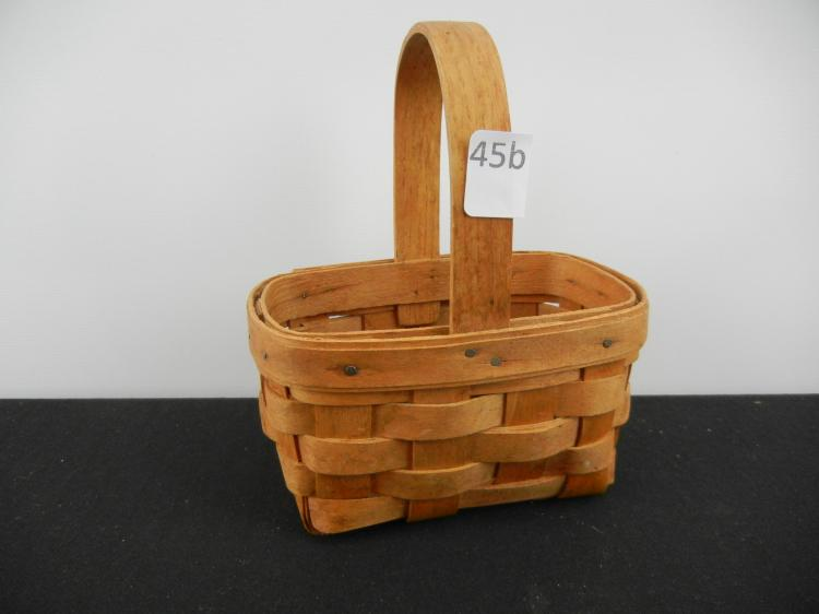 1988 Mini Longaberger Basket