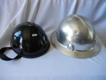 Hard Hat & Motorcycle Helmet