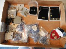 Lot of Costume Jewelry Necklaces & Bracelets